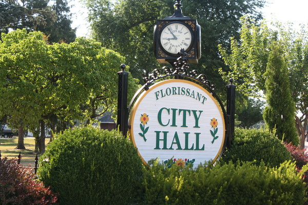 Florissant City Hall Sign