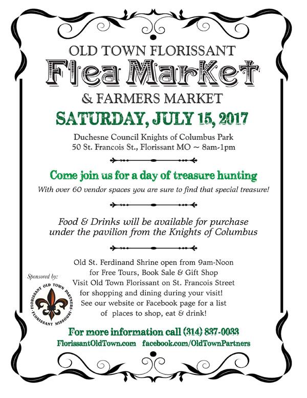 Flea Market & Farmers Market