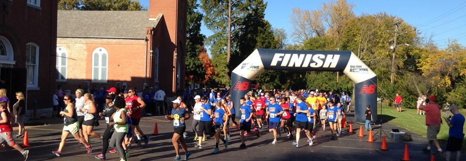 Race to the Shrine 5K