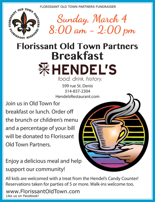 Annual Breakfast Fundraiser