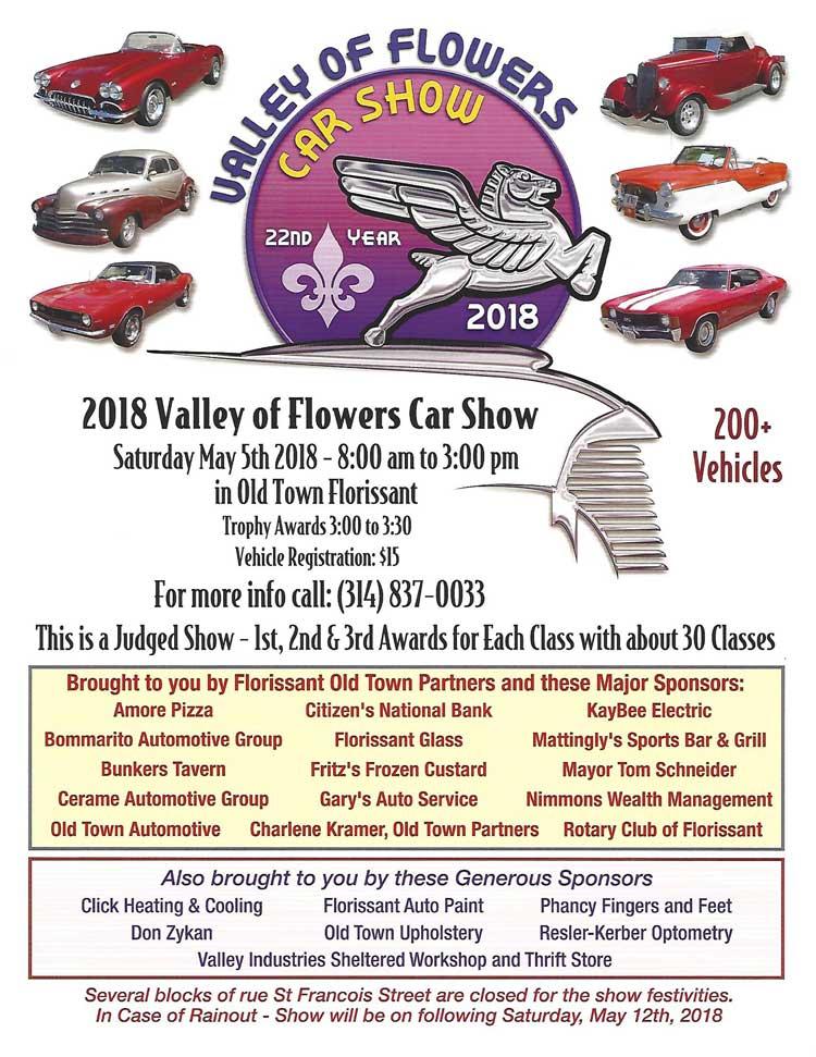 Florissant Fall Festival Car Show