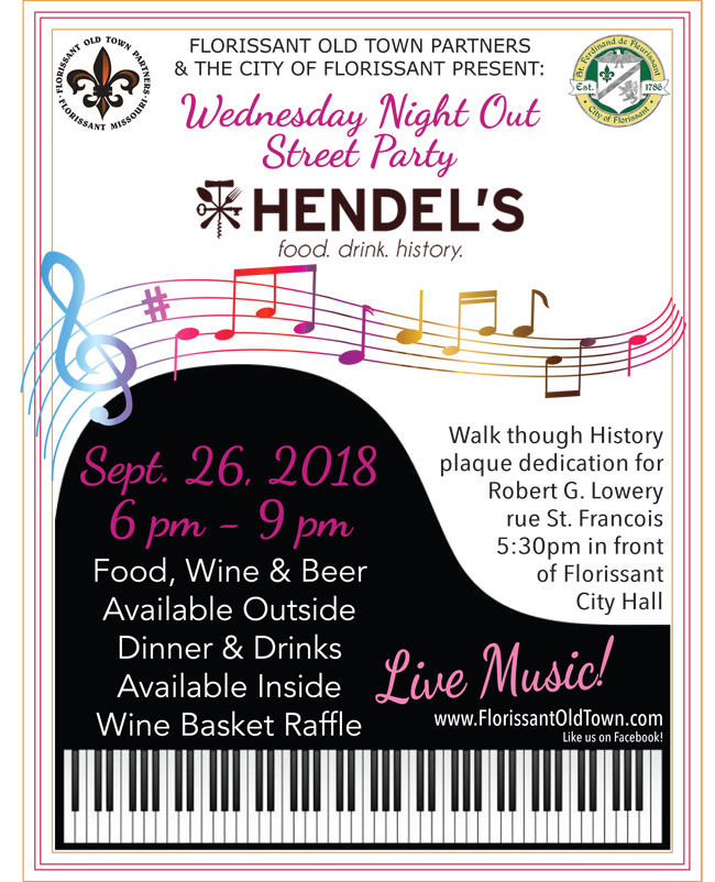 Wednesday Night Out at Hendels