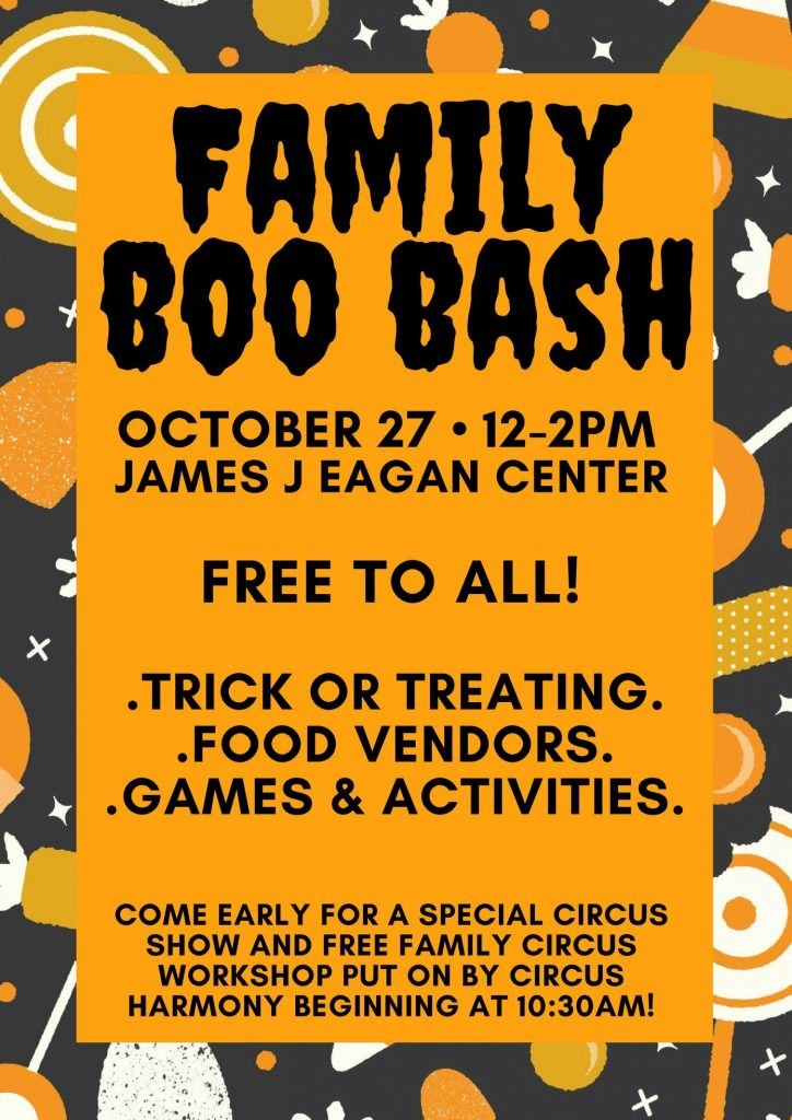 Family Boo Bash