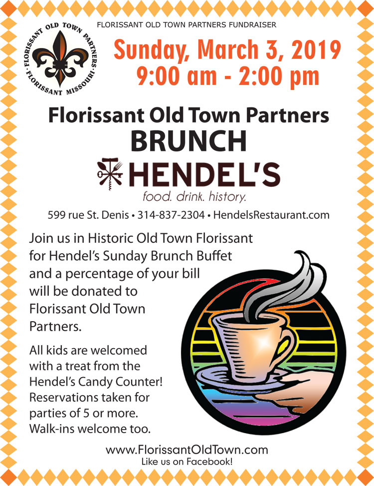 Florissant Old Town Partners Brunch @ Hendel's